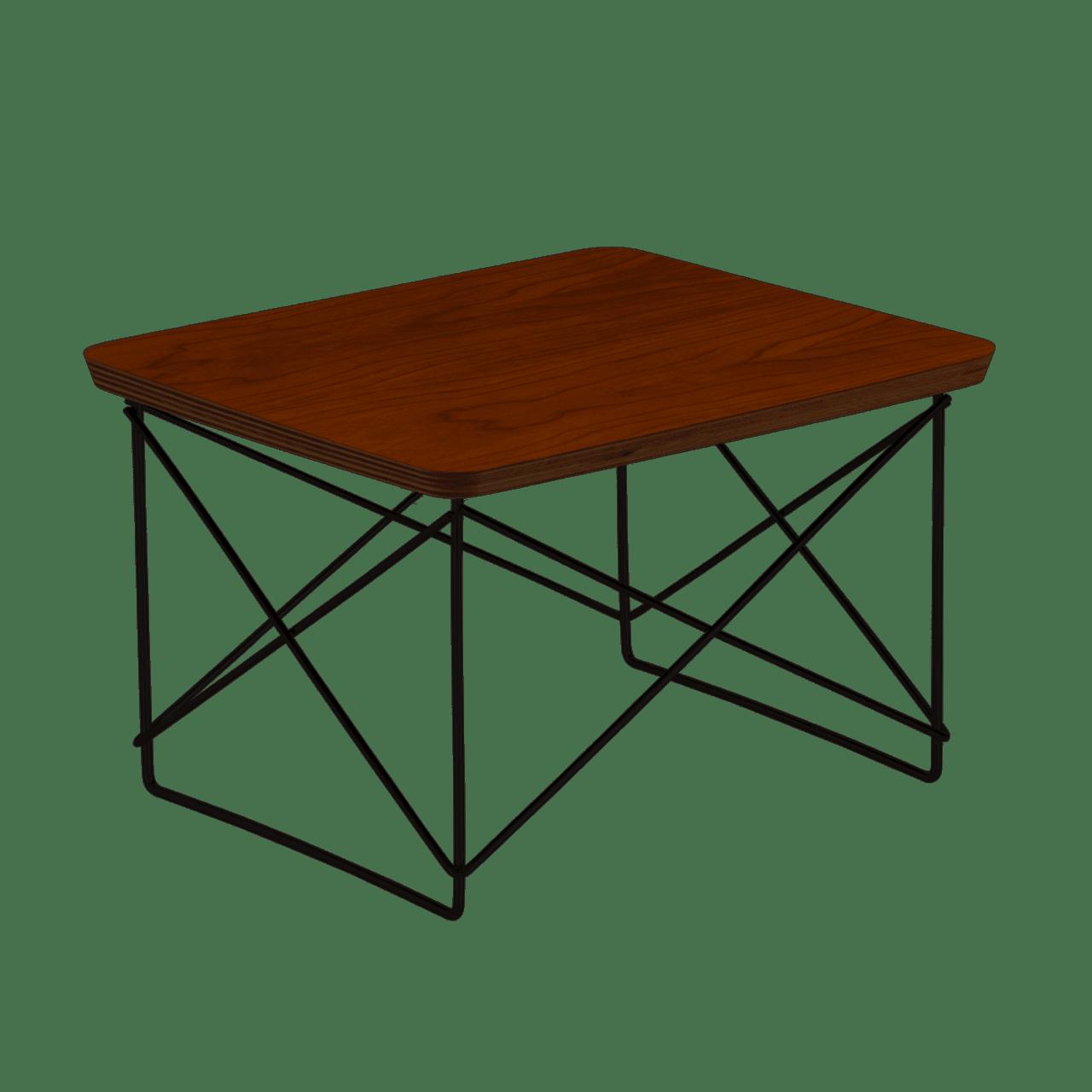 Occasional Table LTR Sapeli Mahagoni Sonderedition