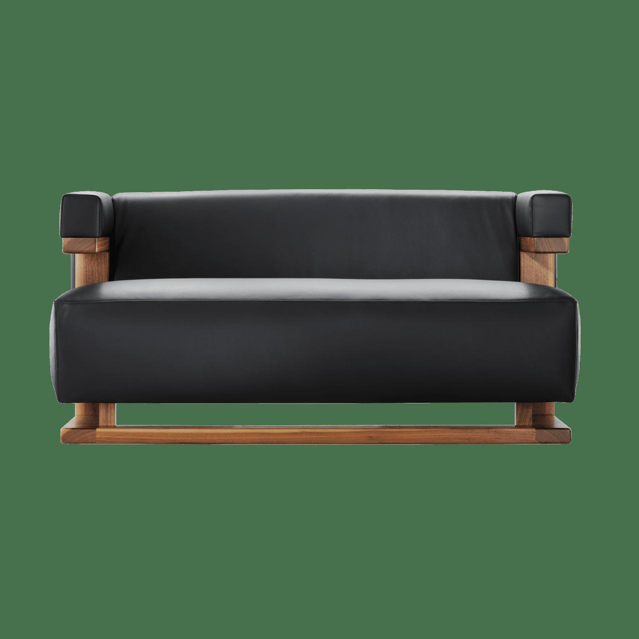 F51 Zweisitzer Sofa