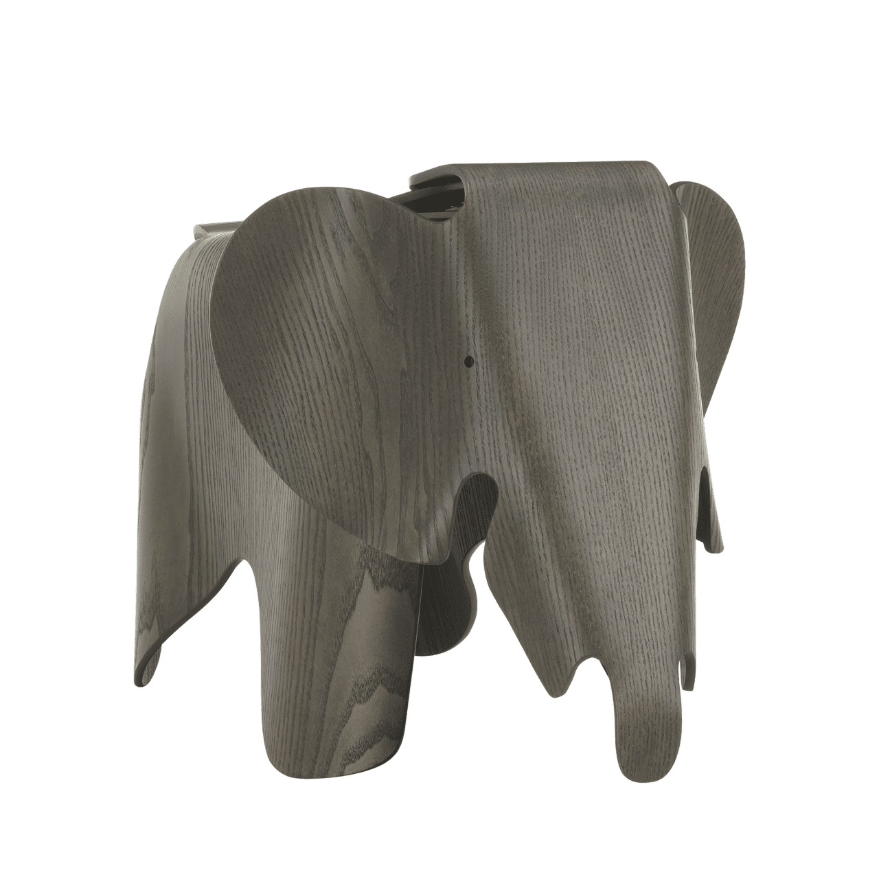 Eames Elephant Plywood Grey Limited Edition