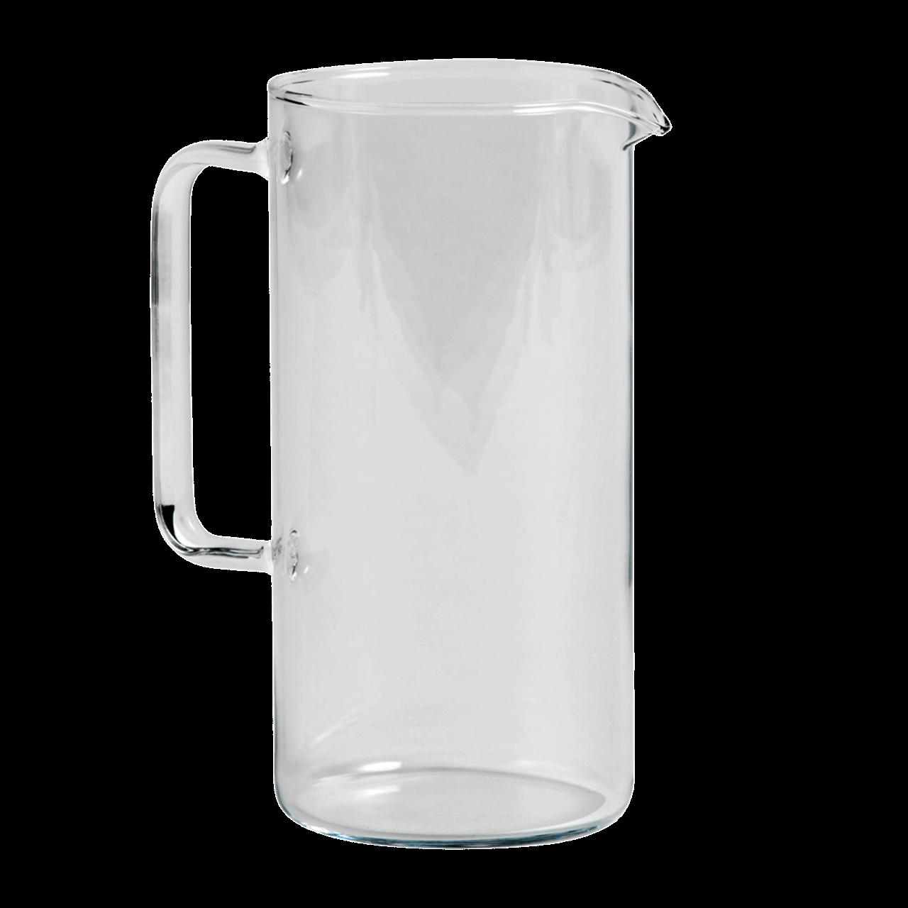 Glass Jug Wasserkaraffe