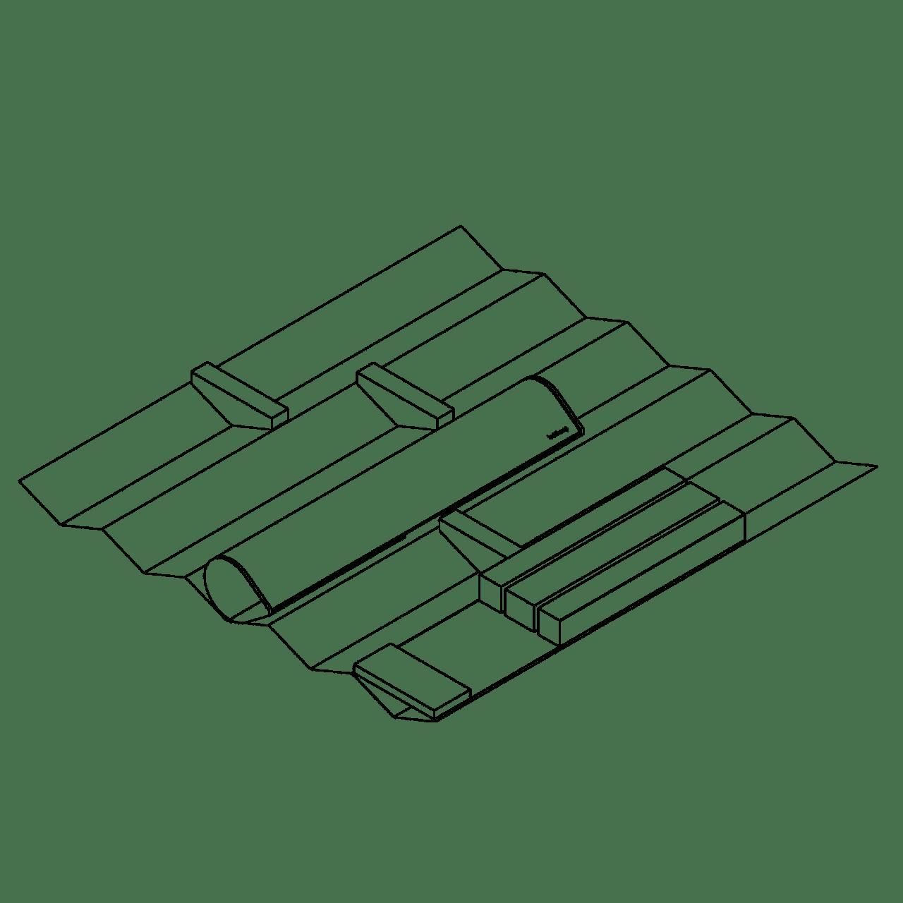 Sets für Aufbewahrung von Küchenutensilien im Schub
