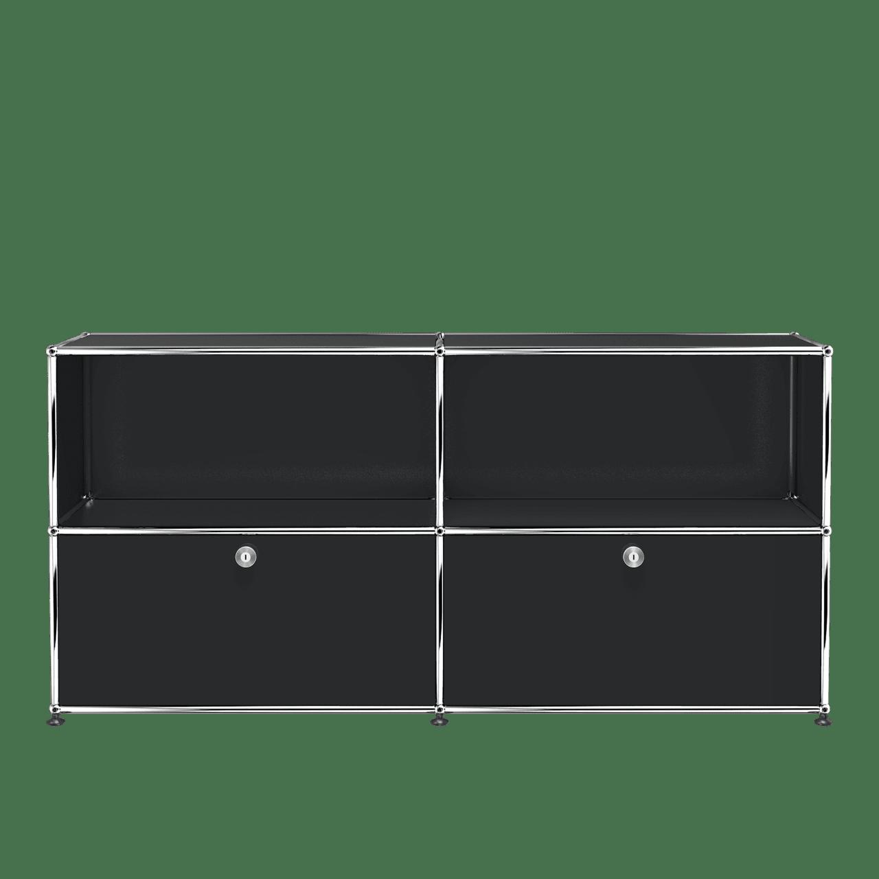 Haller Sideboard 2x2 mit Klappen unten