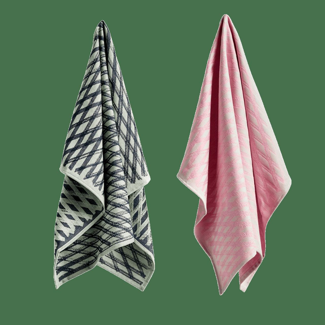 Tea Towel Diamond Geschirrtuch