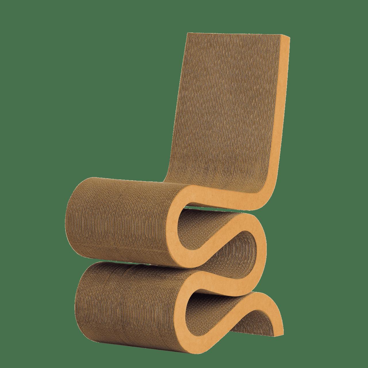 Wiggle Side Chair Stuhl