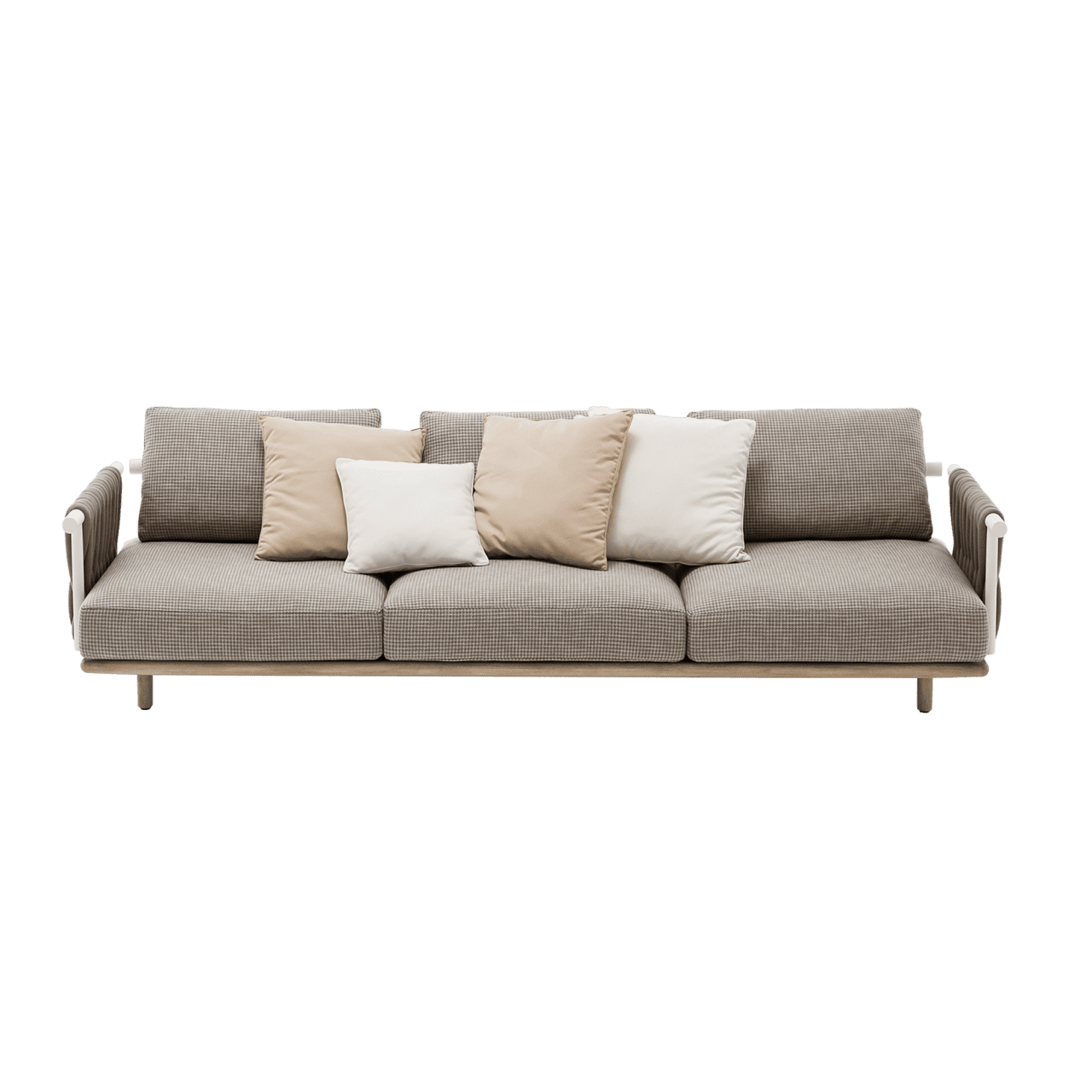 Eden Dreisitzer Outdoor Sofa