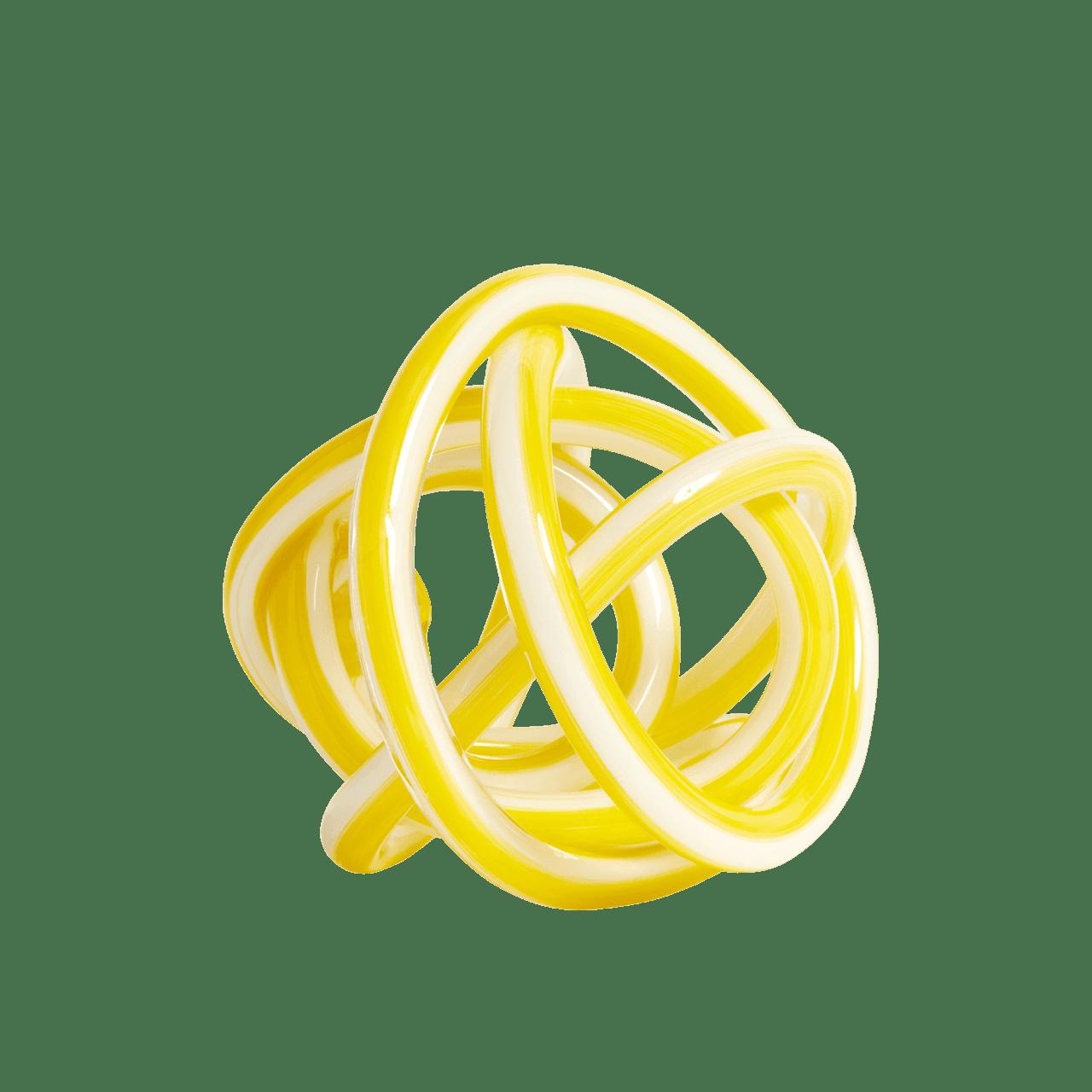 Knot Glasobjekt