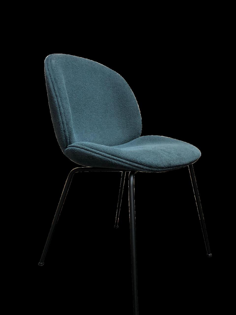 Beetle Chair Set bestehend aus 6 Stühlen