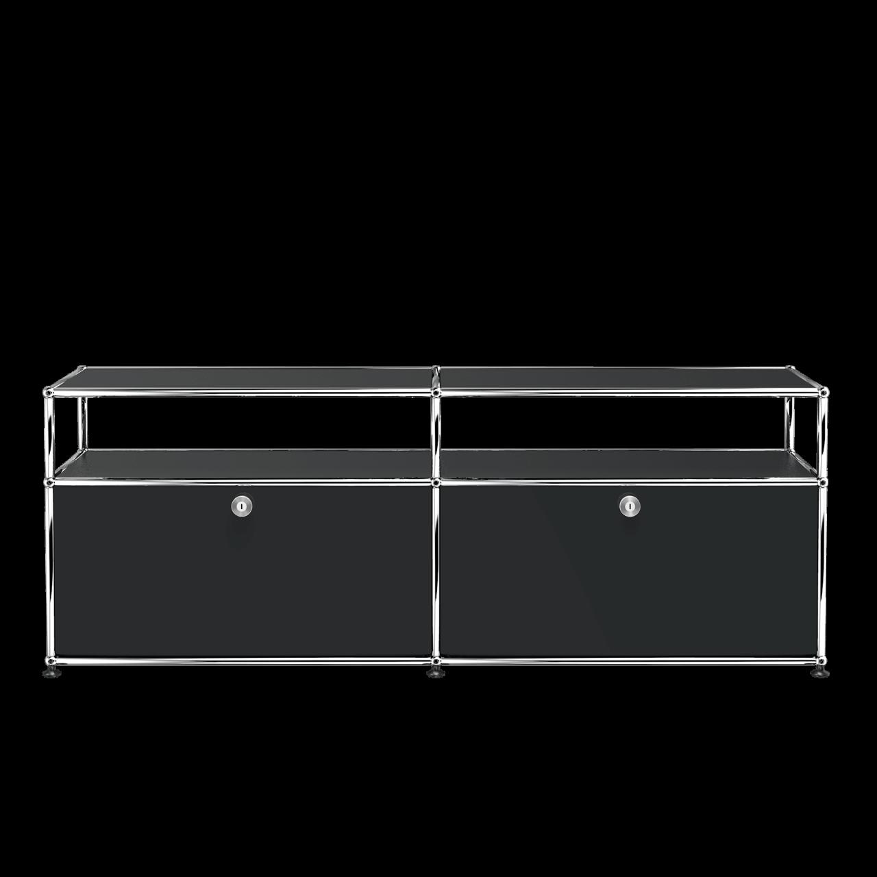 Haller Sideboard 2x2 mit offenem Regal