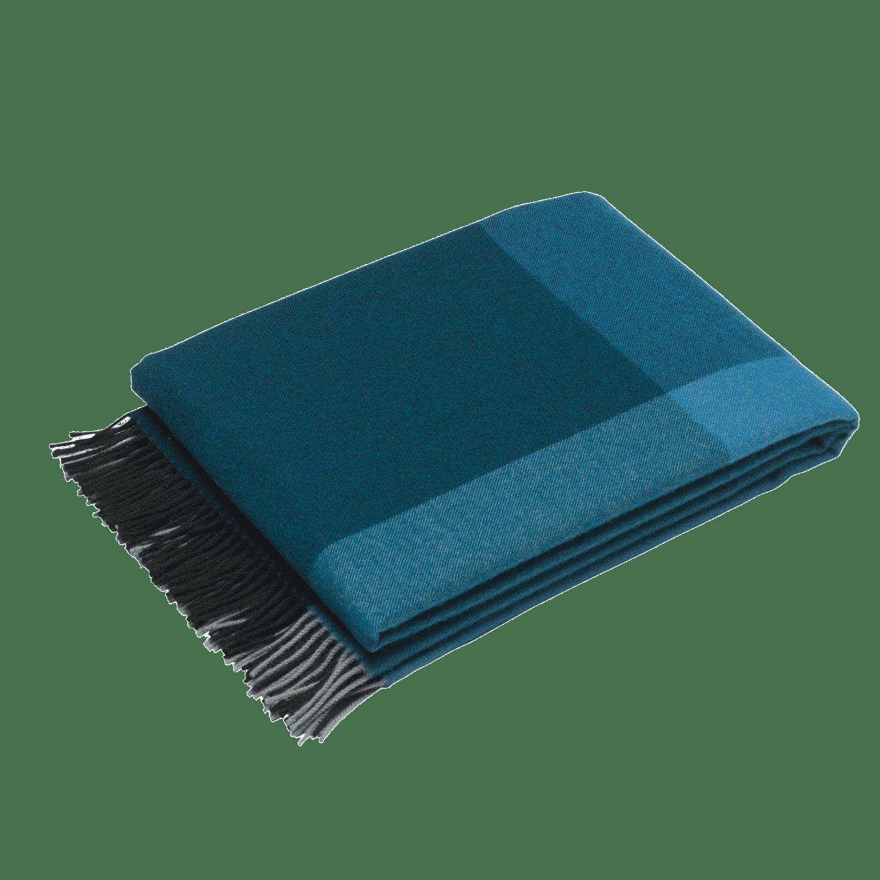 Colour Block Decke