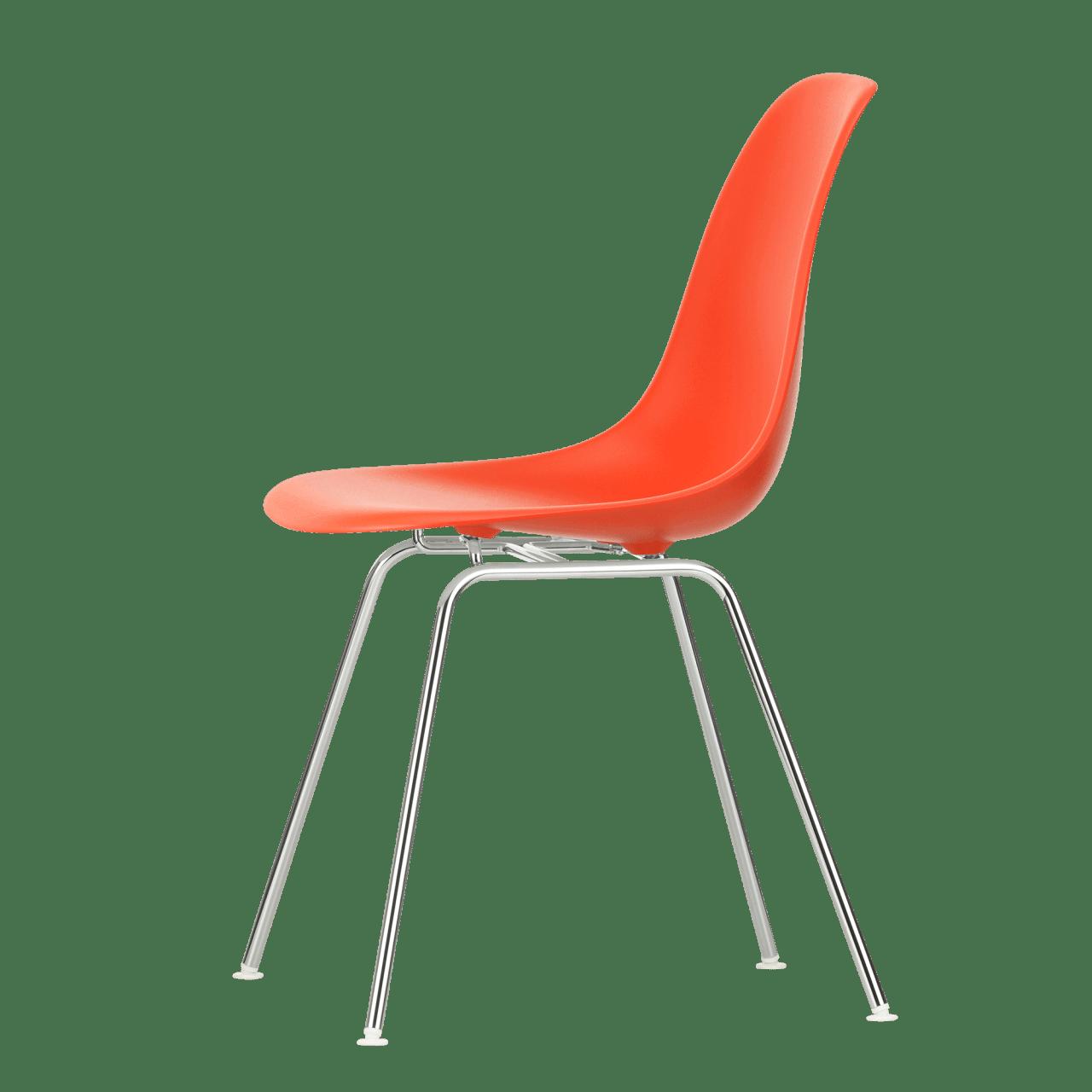 Eames Plastic Sidechair DSX