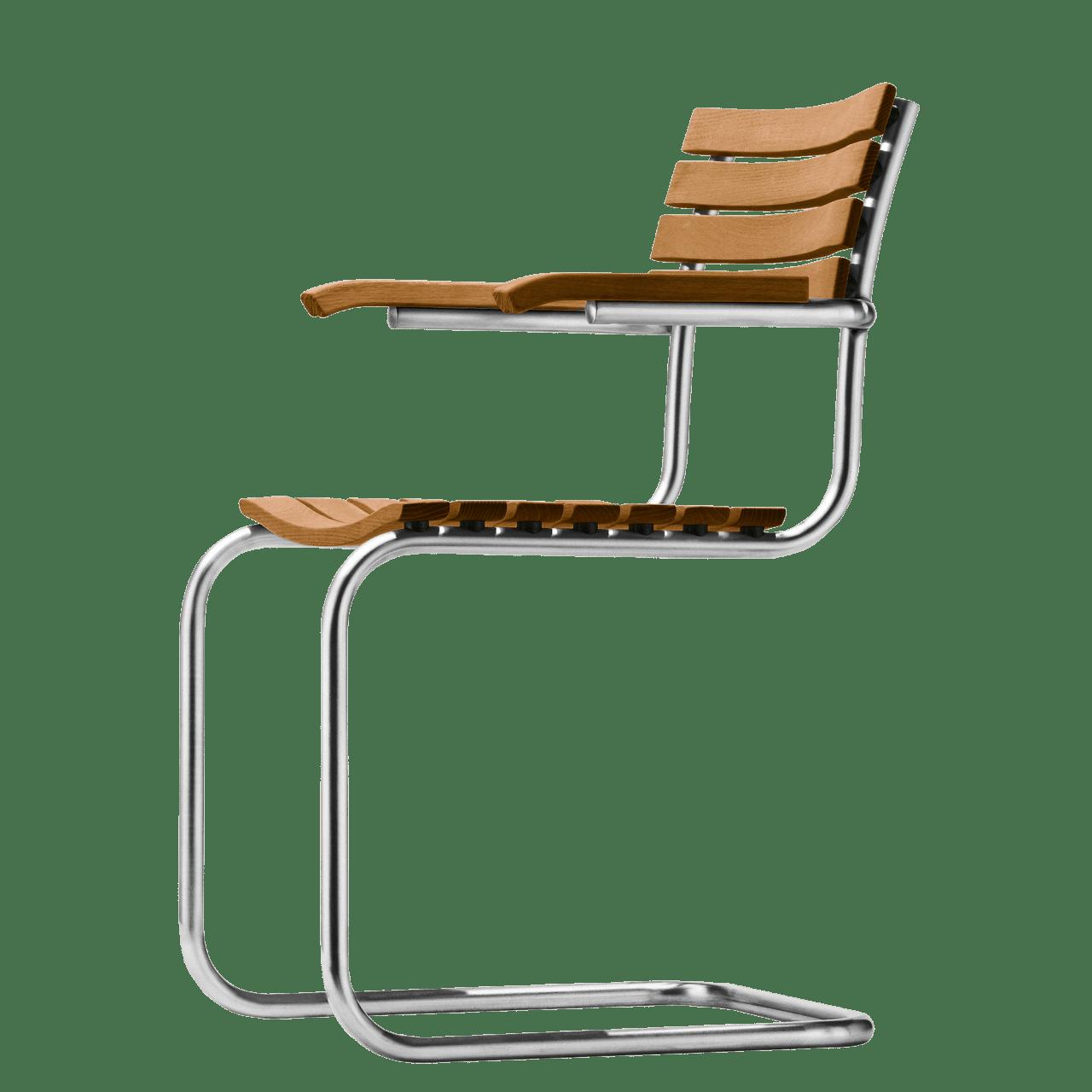 S 40 Freischwinger-Stuhl