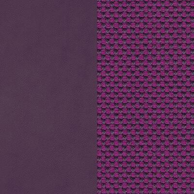 Naturbelassenes Nubukleder violett & Novum viola 23