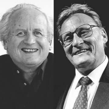 Paul Schärer und Fritz Haller