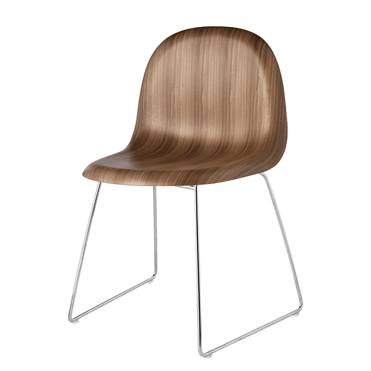 3D Dining Chair Kufengestell
