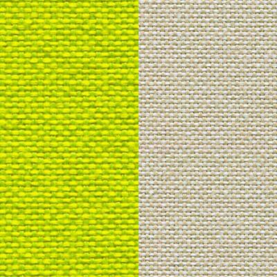 Plano gelb/pastellgrün – pergament