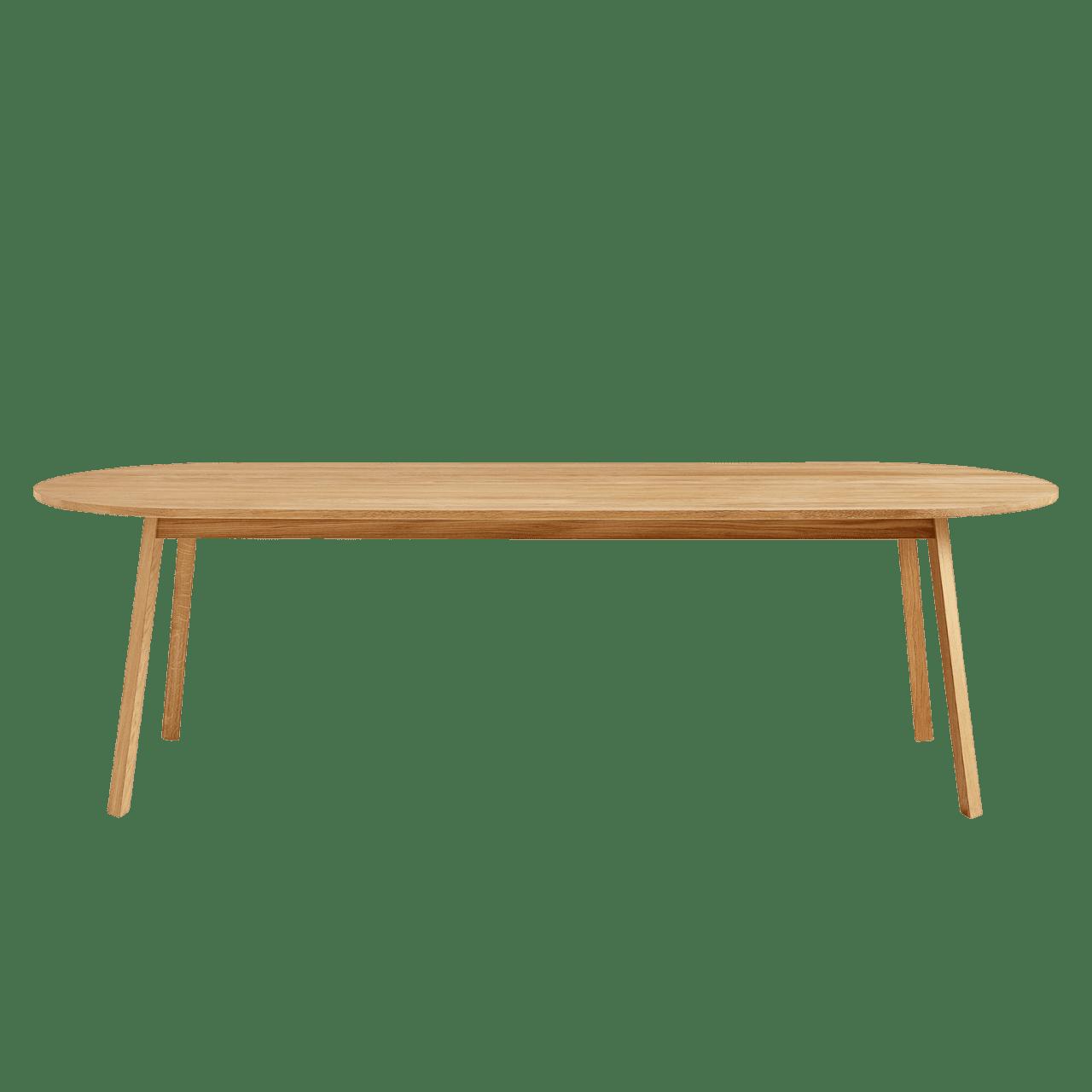 Triangle Leg Tisch