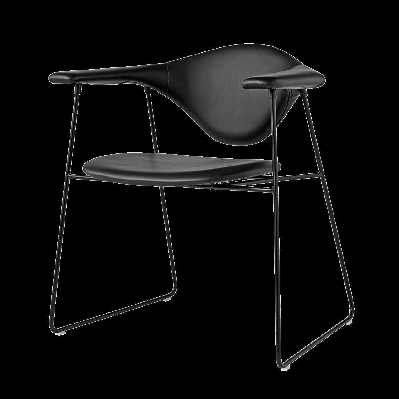 Masculo Dining Chair Armlehnstuhl