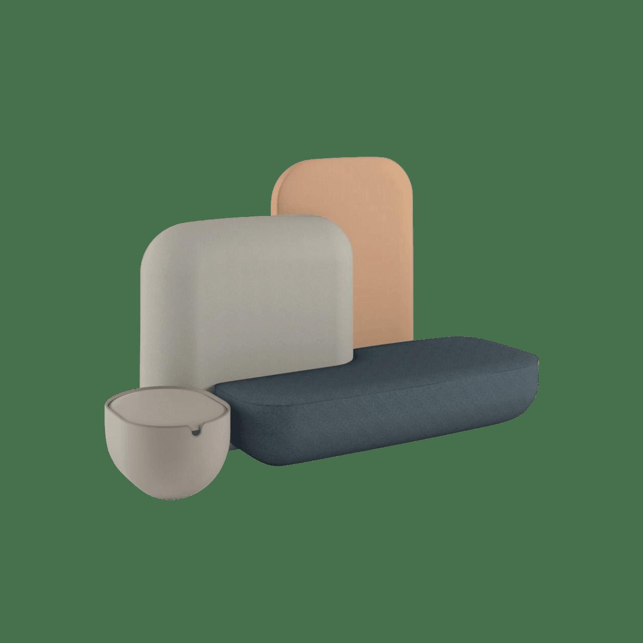 Okome Sitzsystem