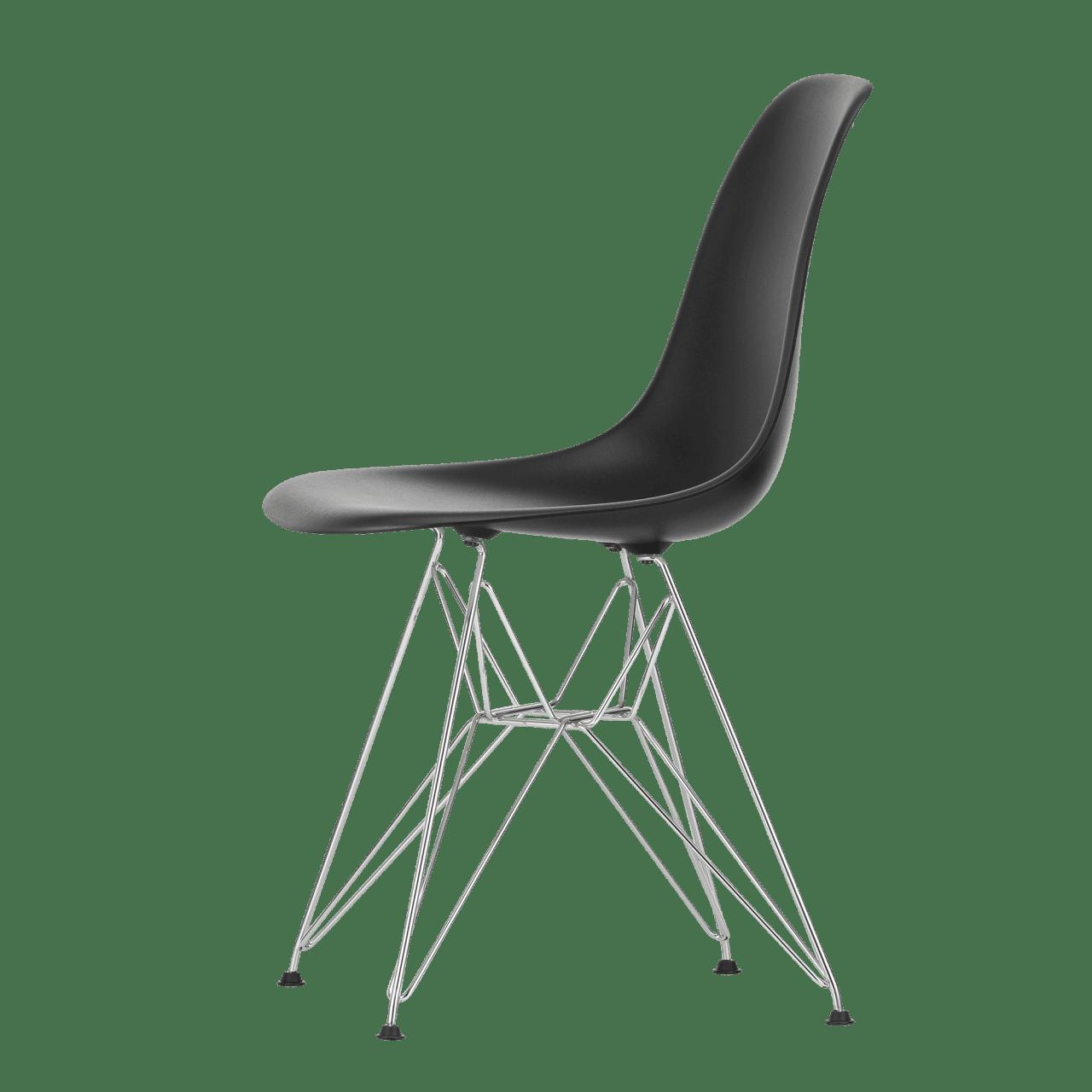 Eames Plastic Sidechair DSR