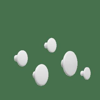 The Dots Kleiderhaken - Set of 5