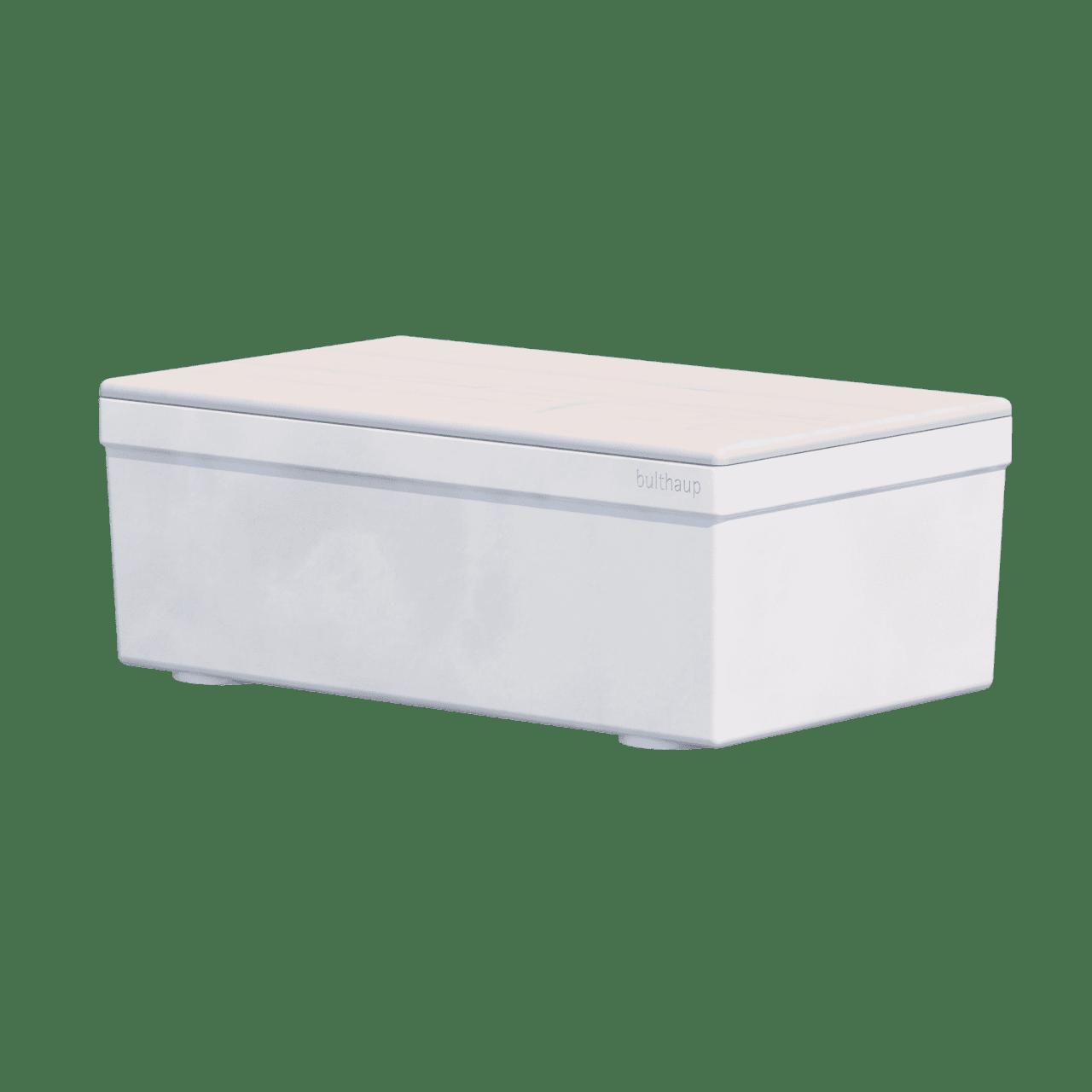 Brotbehälter mit Holzdeckel