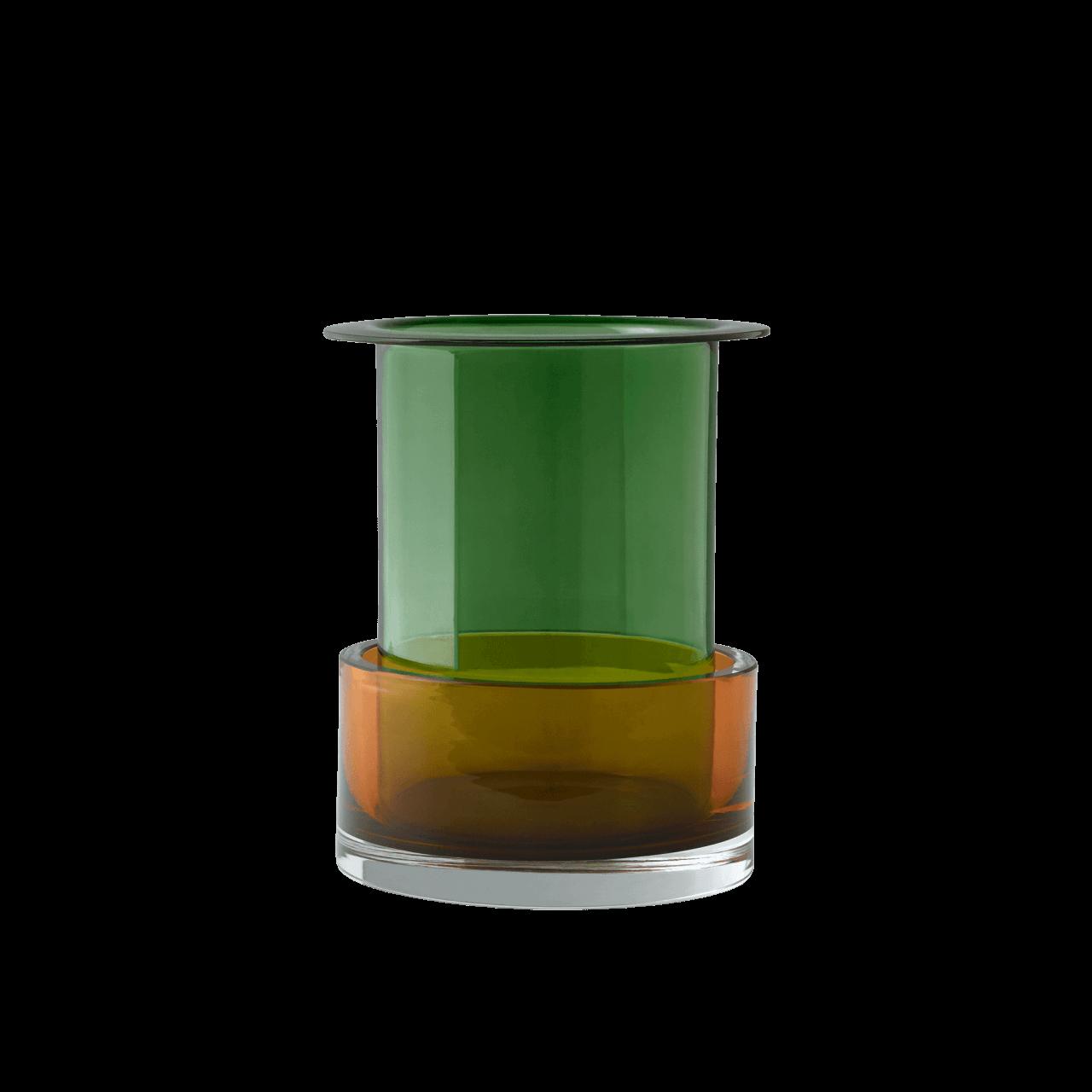 Tricolore Vase