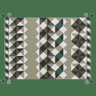 Mosaiek Teppich