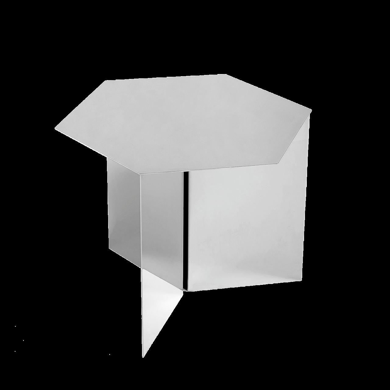 Slit Hexagon Beistelltisch