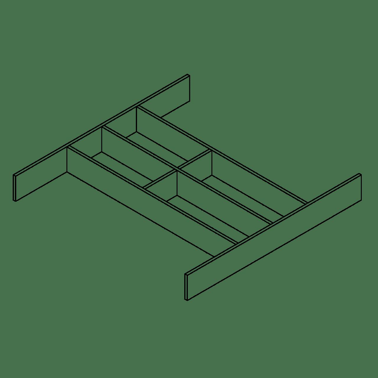 Universaleinsatz für Systemtiefe 65