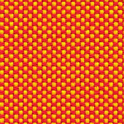 Laser gelb/poppy red