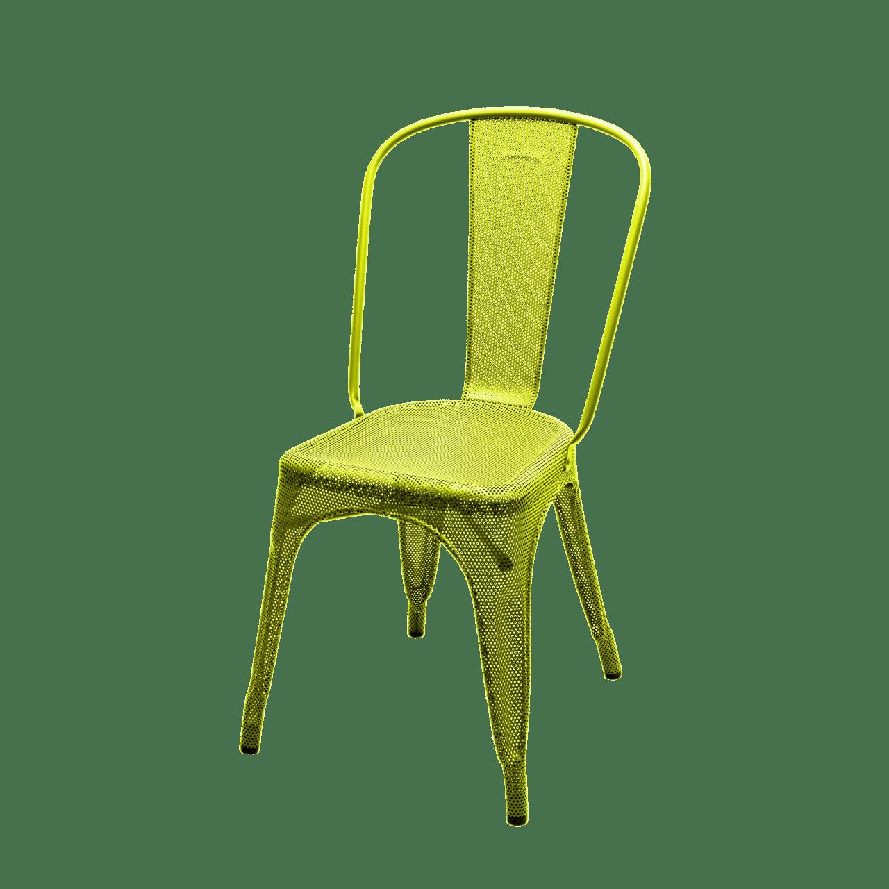 Stuhl A Chair perforiert
