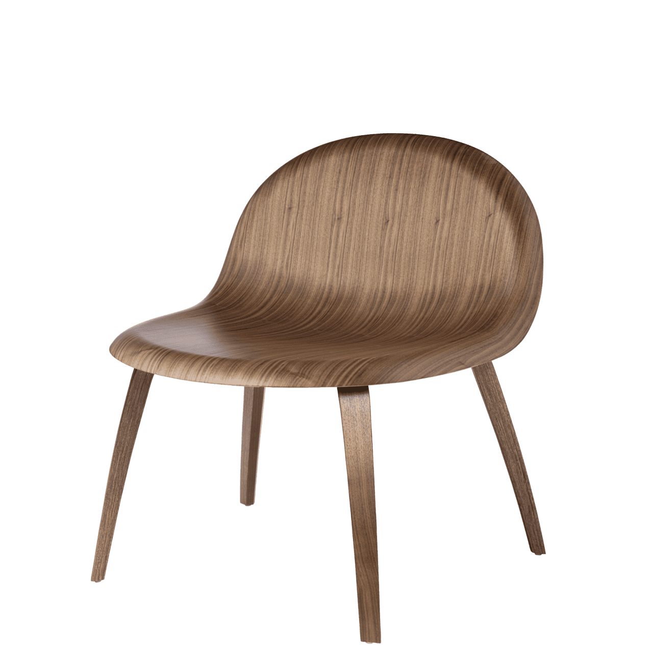3D Lounge Chair Vierbeingestell