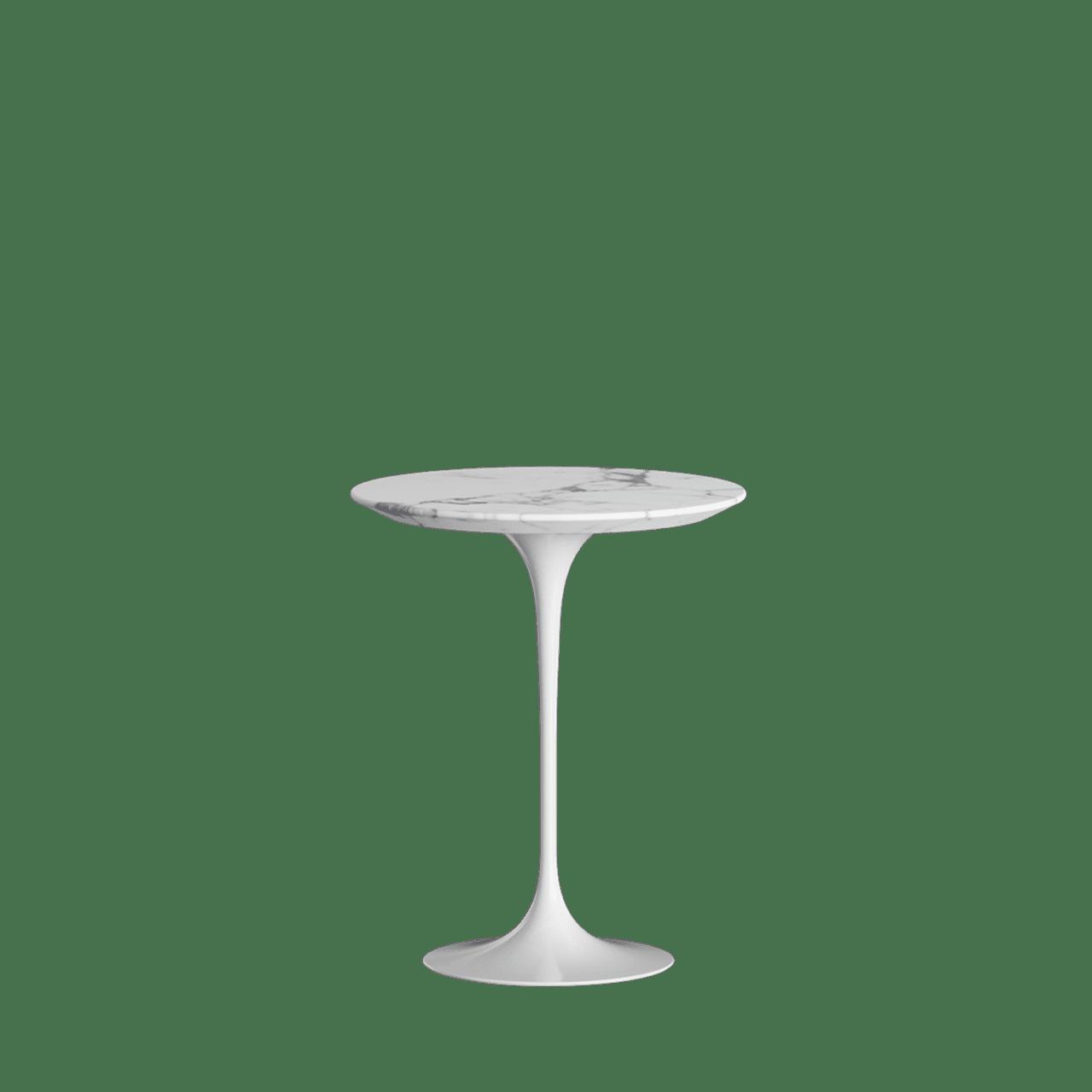 Saarinen Beistelltisch rund