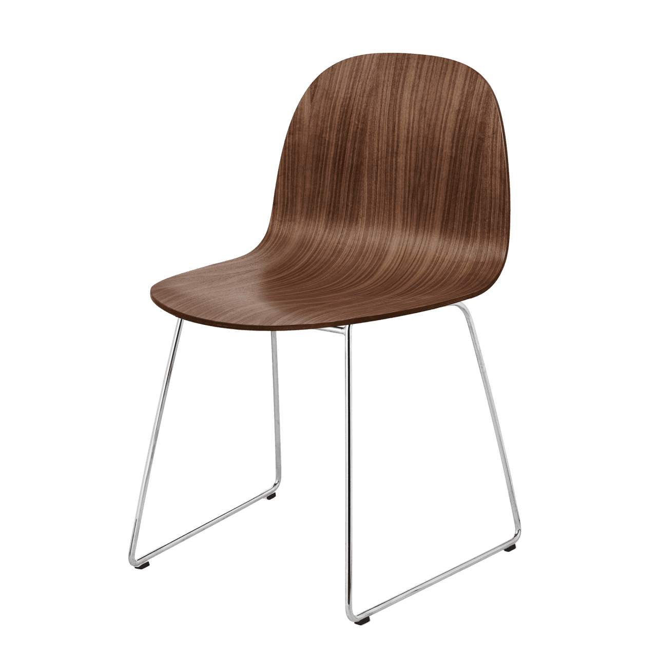 2D DIning Chair Kufengestell
