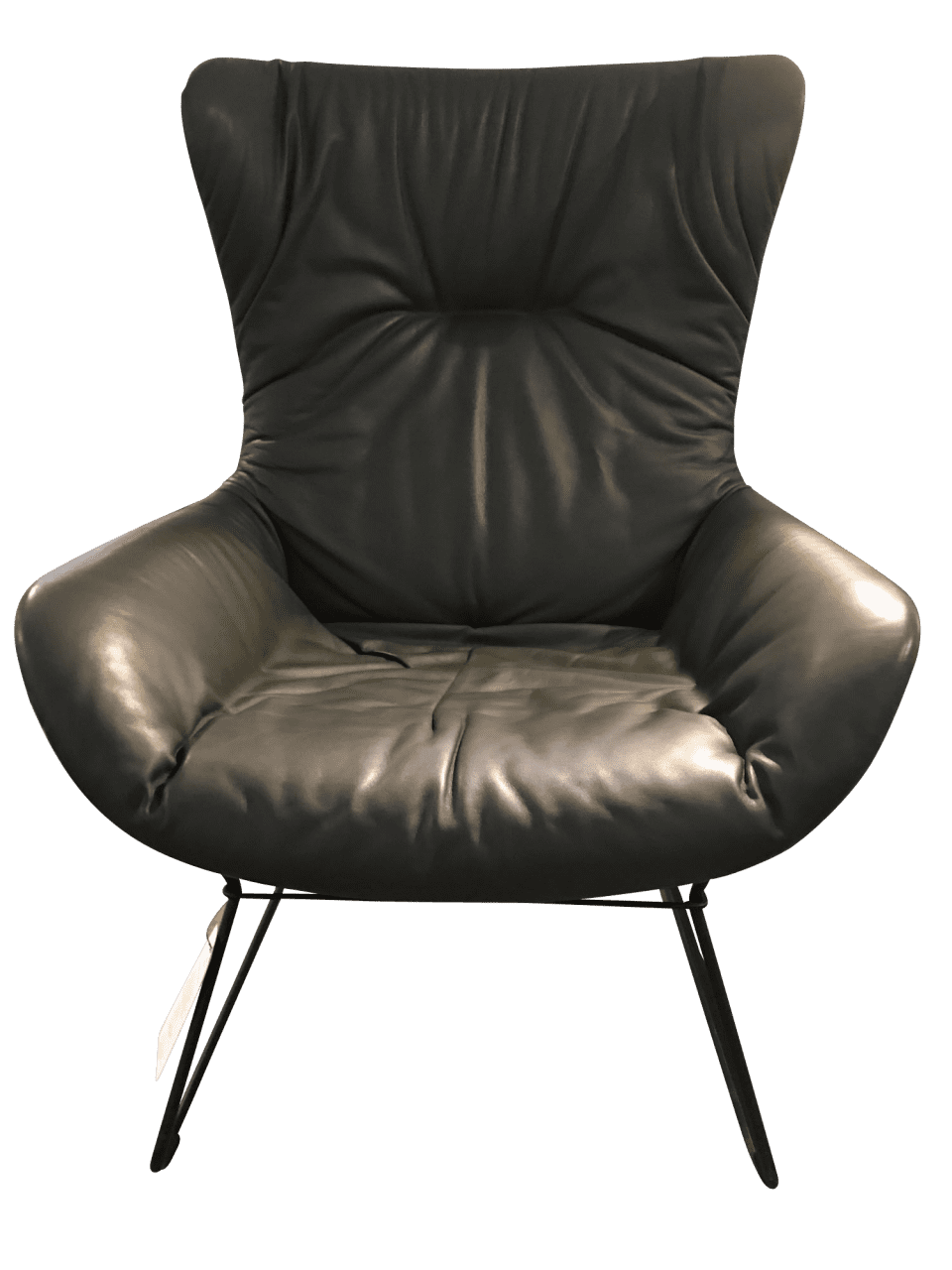 Leya Cocktail Wingback Sessel