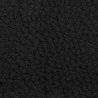 Kernleder geprägt schwarz 150