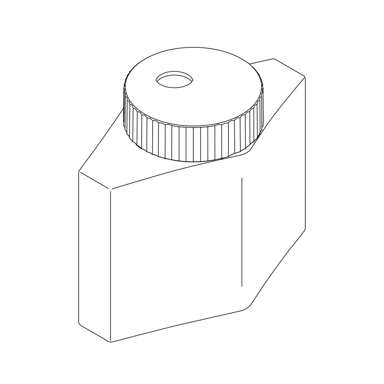 Gewürzglas für funktionale Prismen