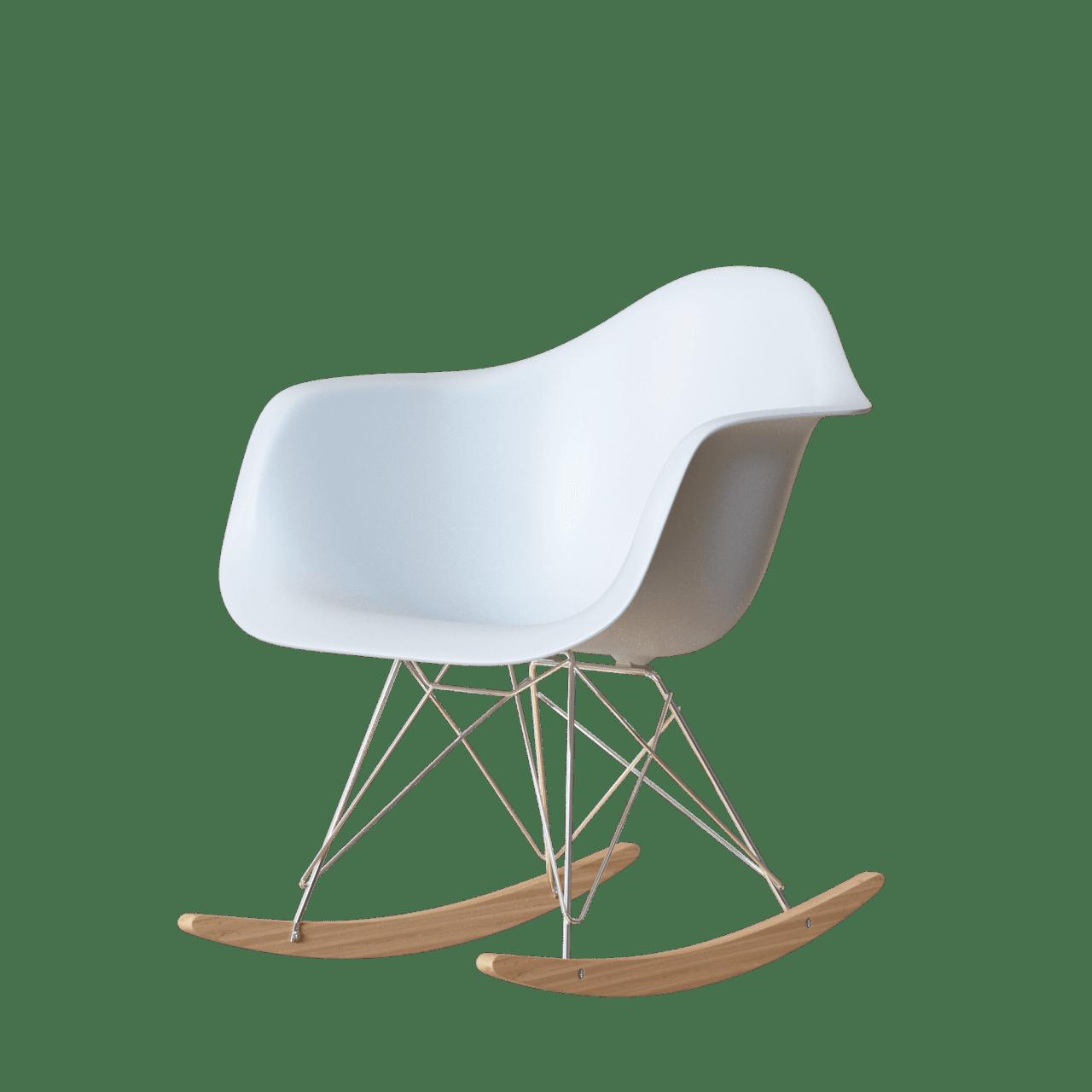 RAR Eames Plastic Chair