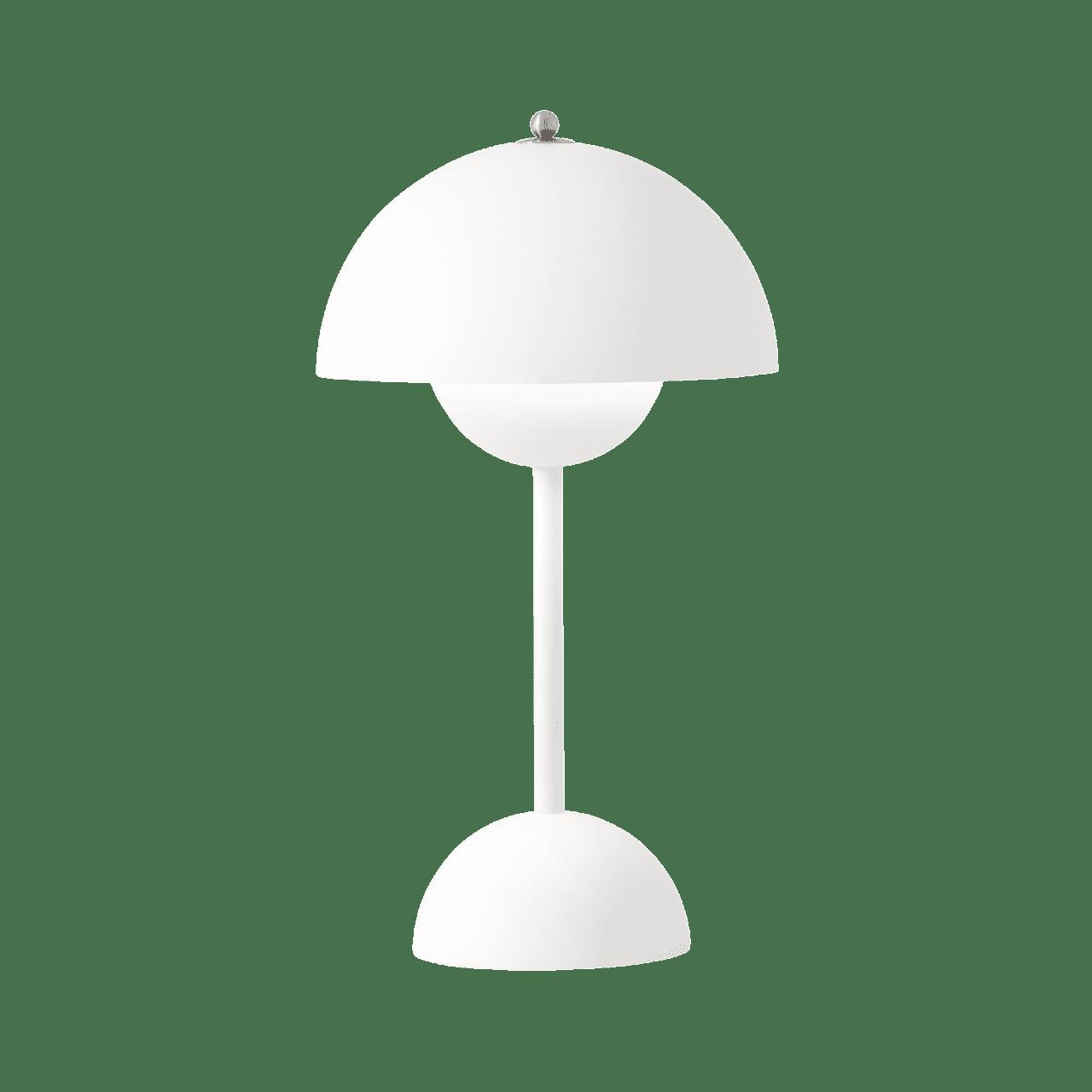Flower Pot VP9 tragbare LED Tischleuchte