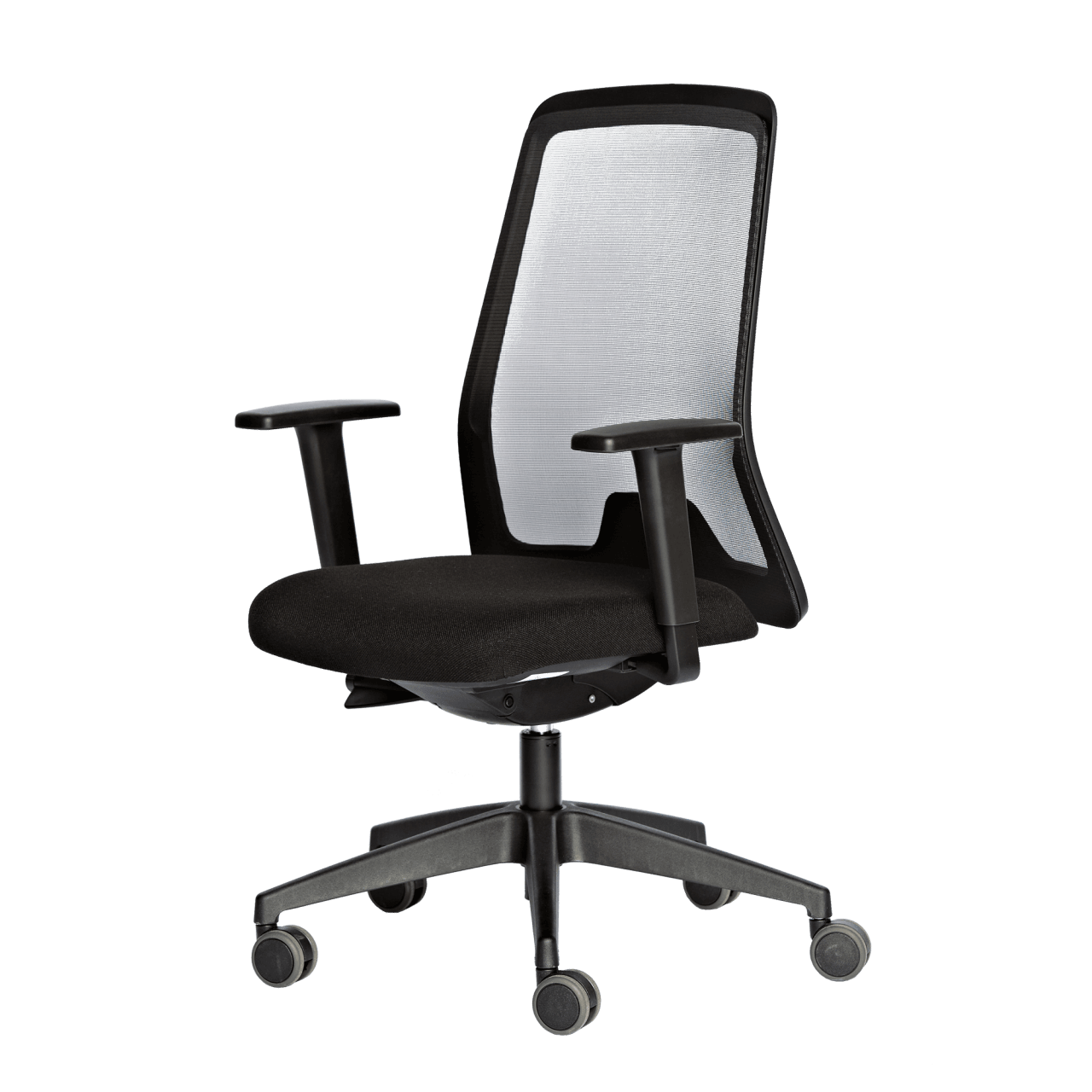 minimum Bürostuhl schwarz