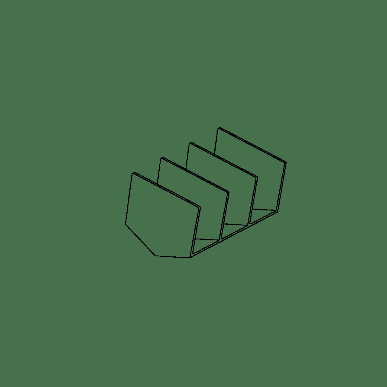 Universal-Einsatz für funktionale Prismen