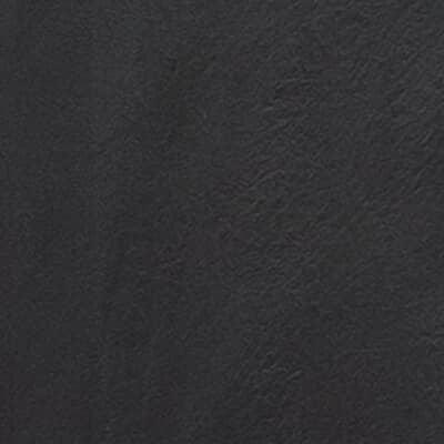 Kernleder schwarz