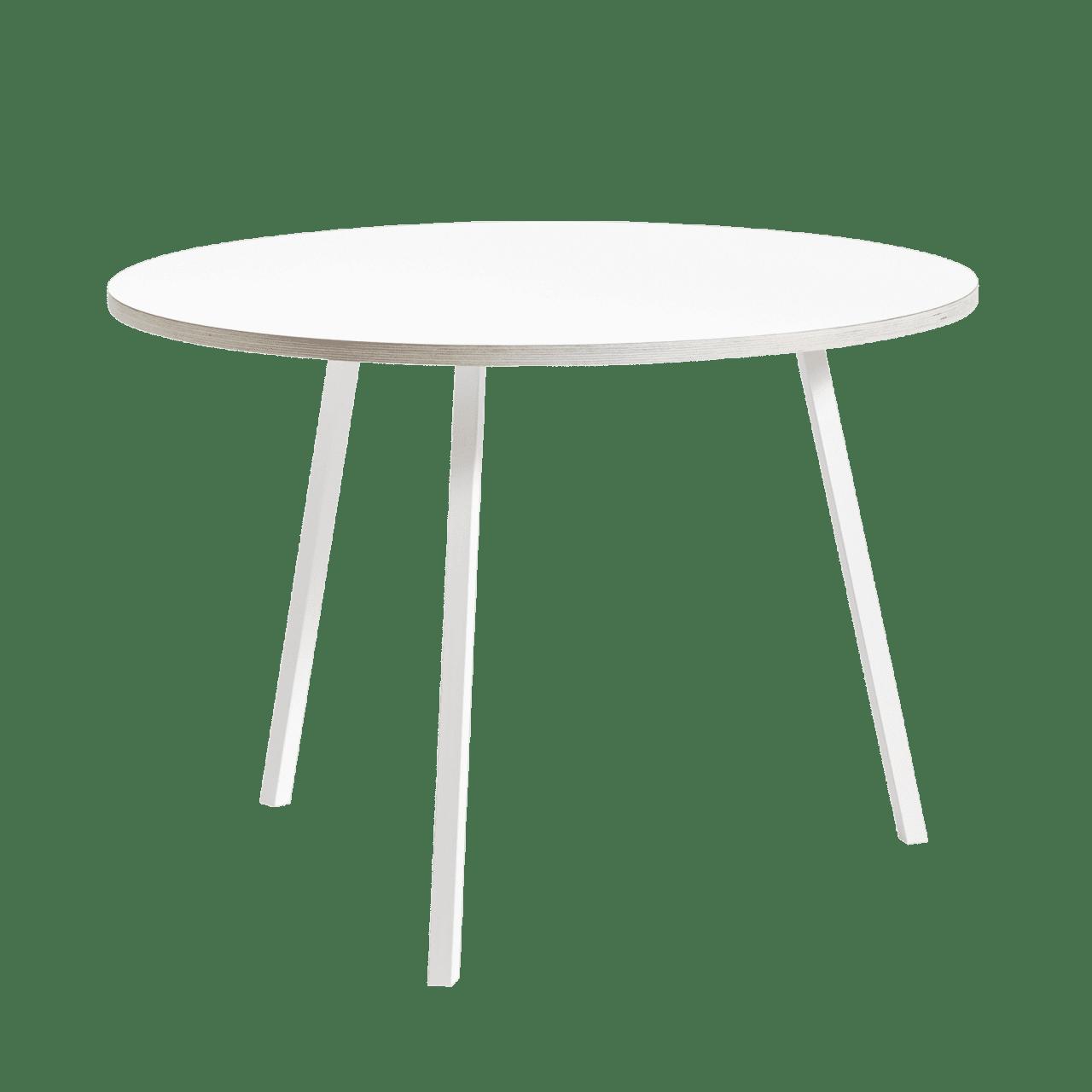 Loop Stand Tisch rund
