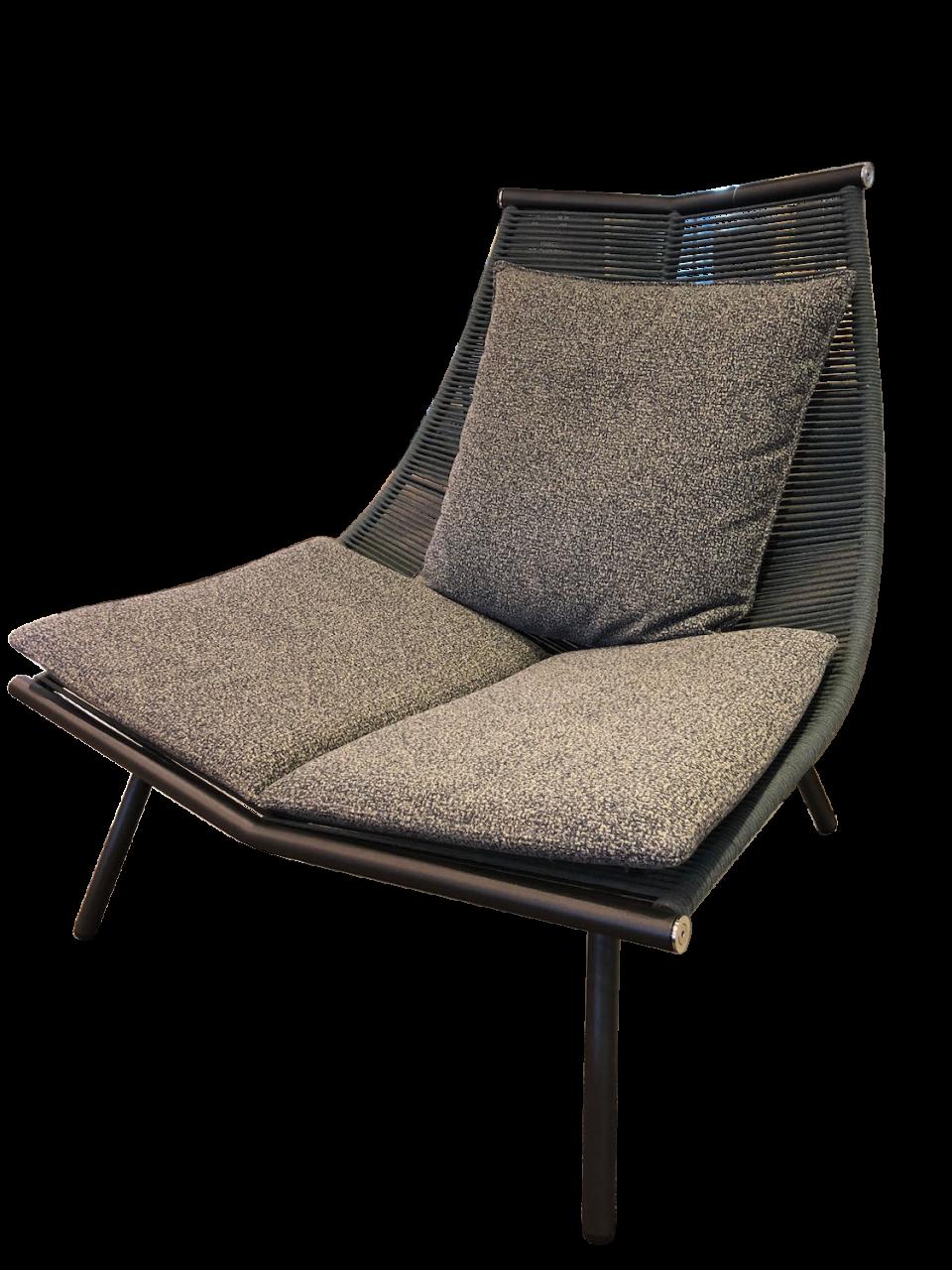 Roda Outdoor Lounge Chair LAZE 002