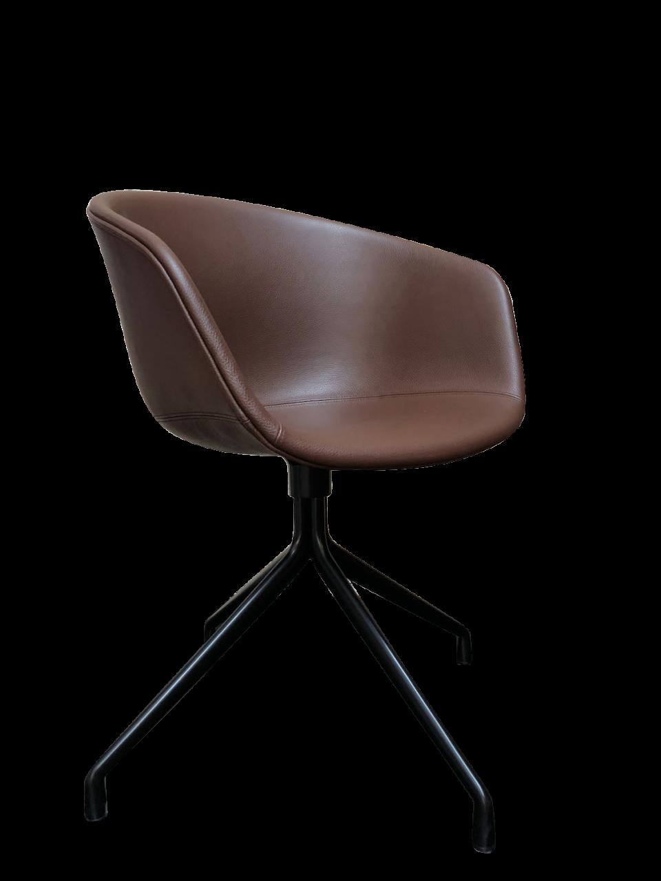 hay Drehstuhl-Set AAC 21 bestehend aus 4 Stühlen