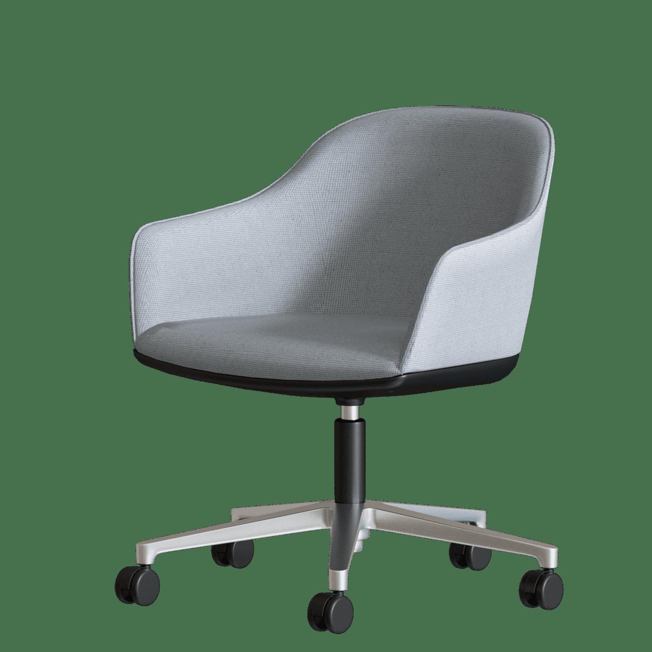 Softshell Chair Fünfstern-Untergestell