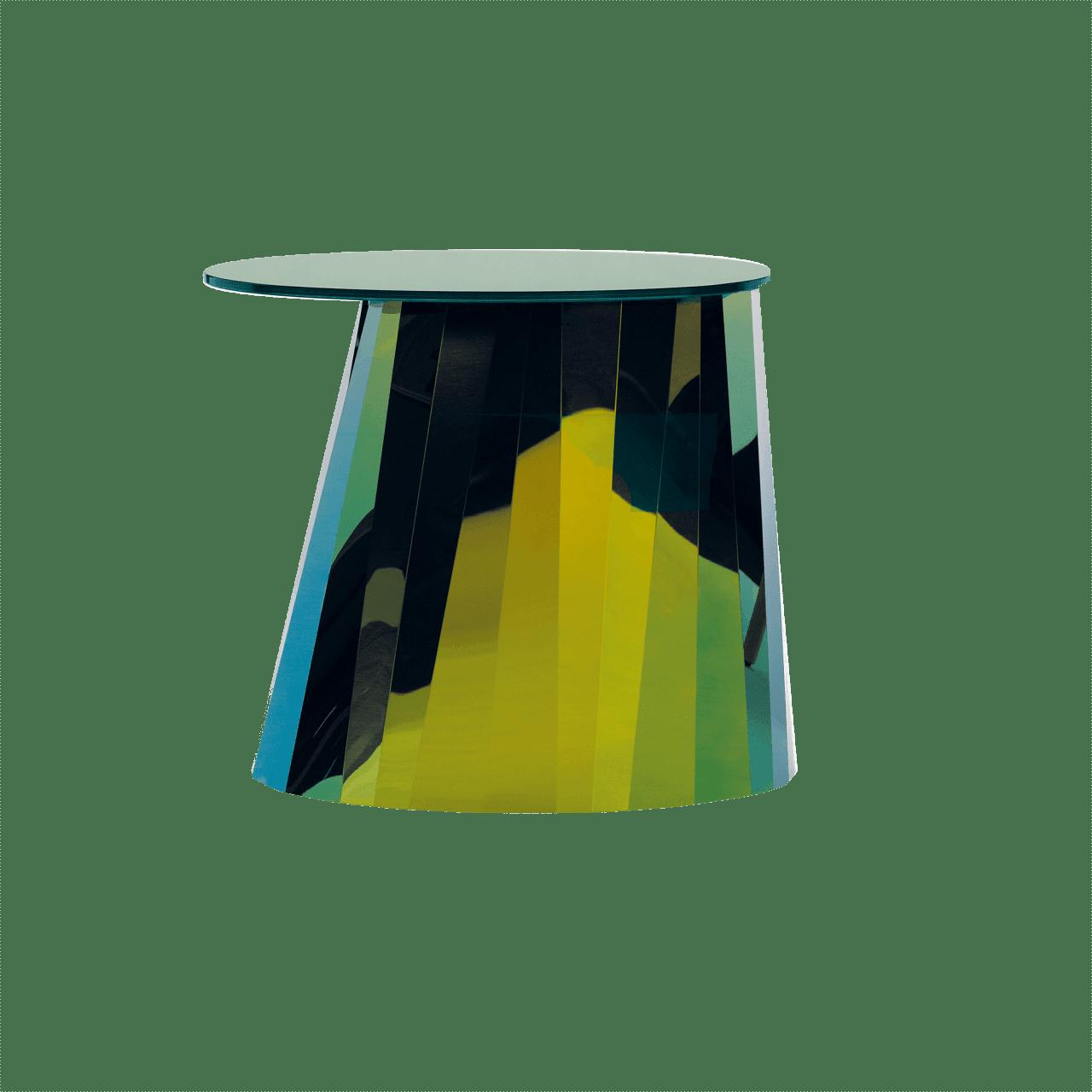 Pli Side Table low Beistelltisch