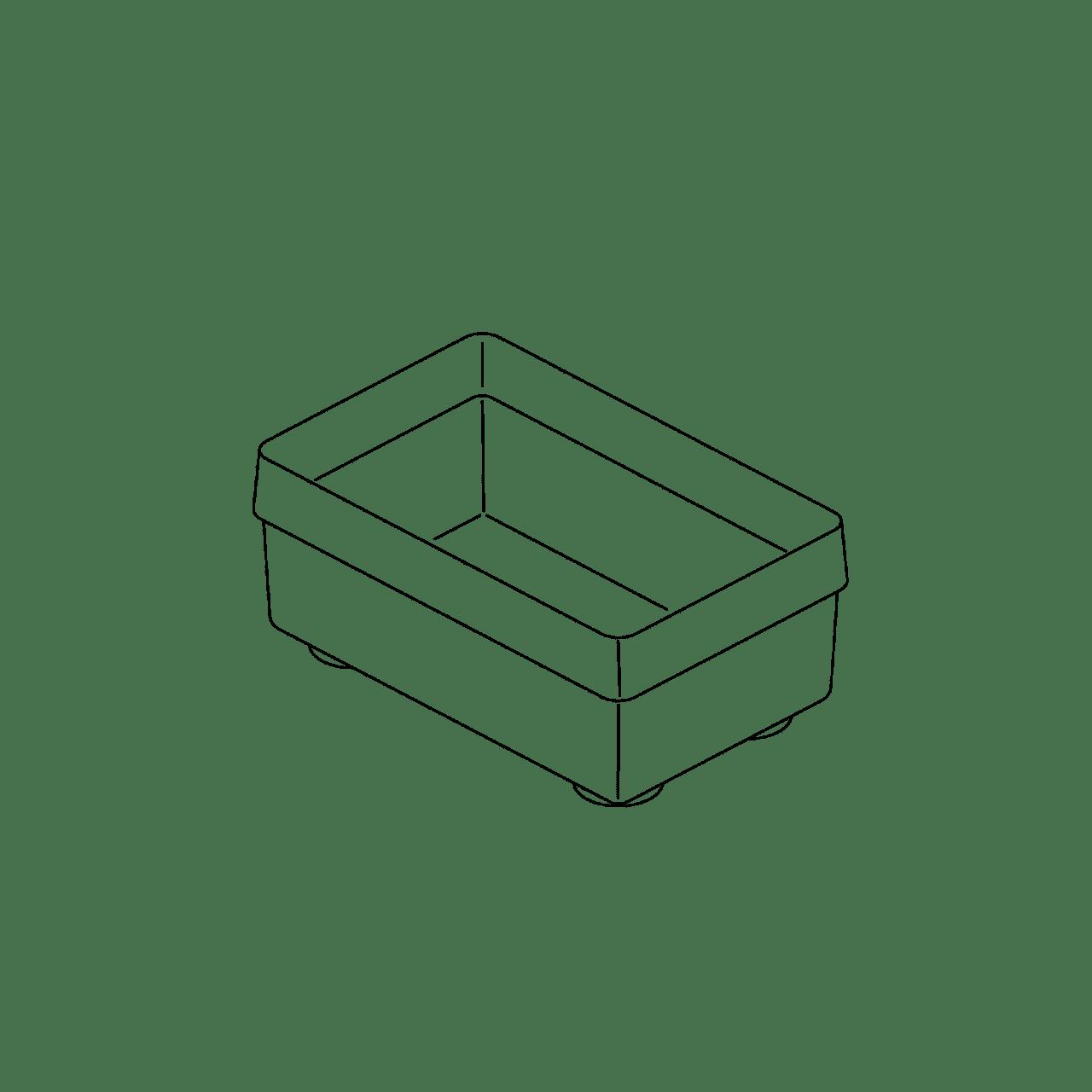 Container, Kunststoff