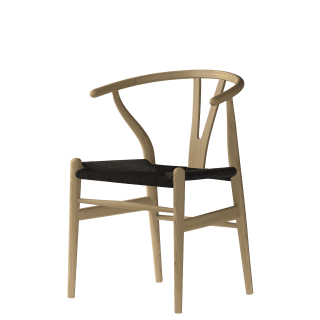 CH24 Wishbone Chair Armlehnstuhl